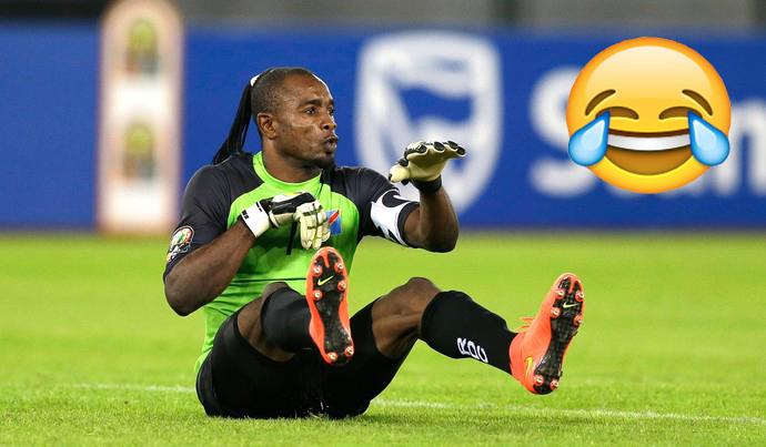 فيديو مضحك عن احتفلات اللاعبين بعد تسجيل الأهداف 2017 Kidiaba-congo-ap