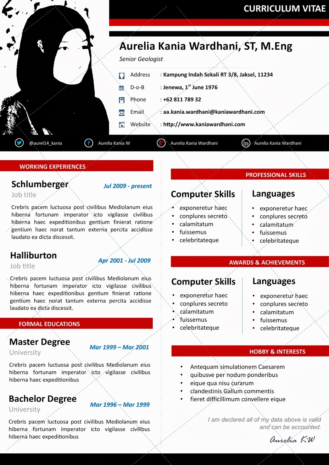 search results for contoh curriculum vitae calendar 2015