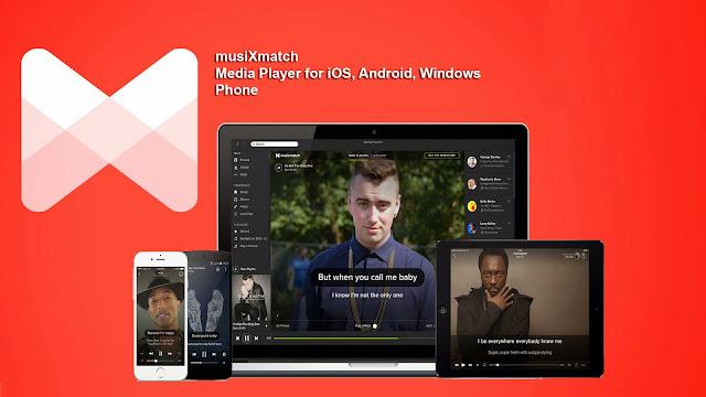 Cara menampilkan lirik lagu di music player Android secara Otomatis