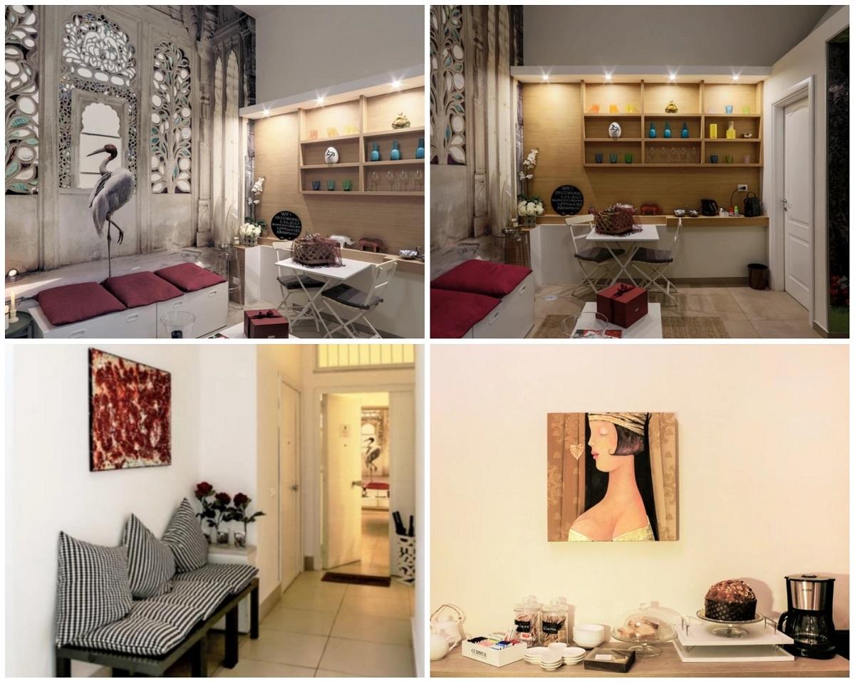 Artistic Charming House Caserta