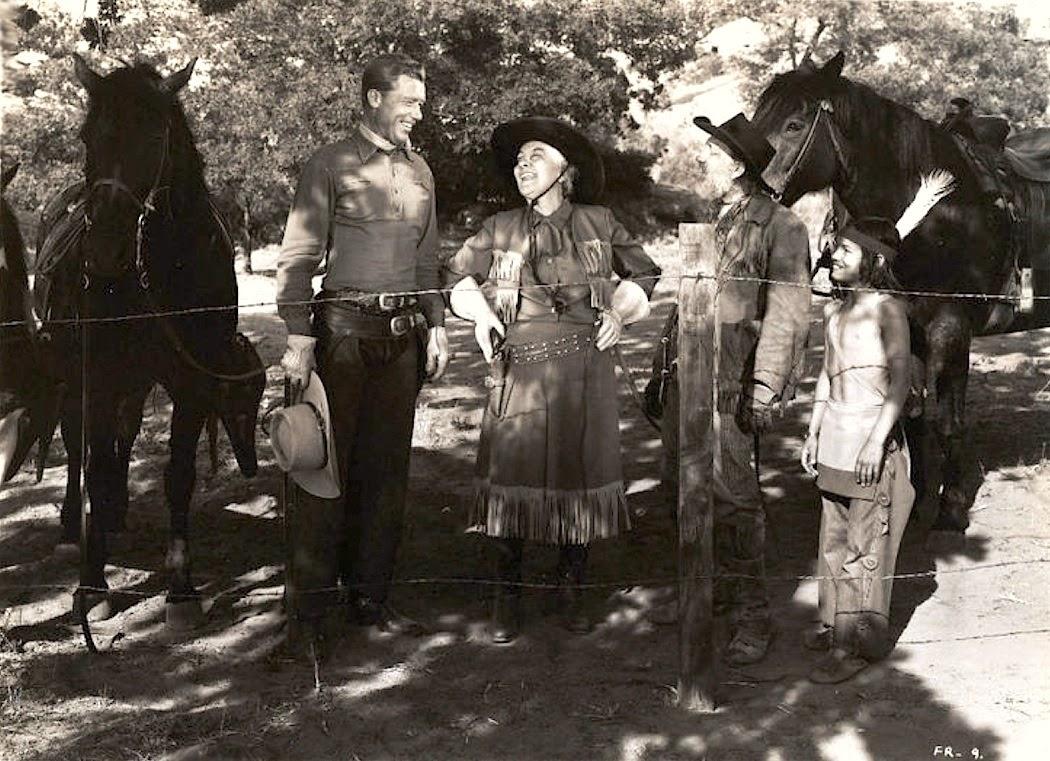 A Drifting Cowboy Reel Little Cowboy Of The Santa Susanas