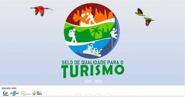 Estão abertas inscrições de empresas das cidades da região do Lagamar para obtenção do selo de qualidade para o  turismo