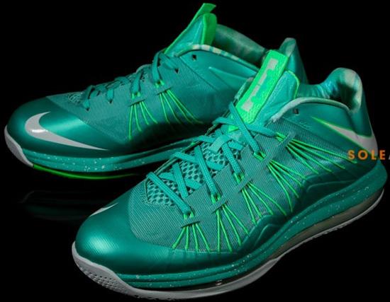 newest 80700 9b017 Nike Air Max LeBron X Low