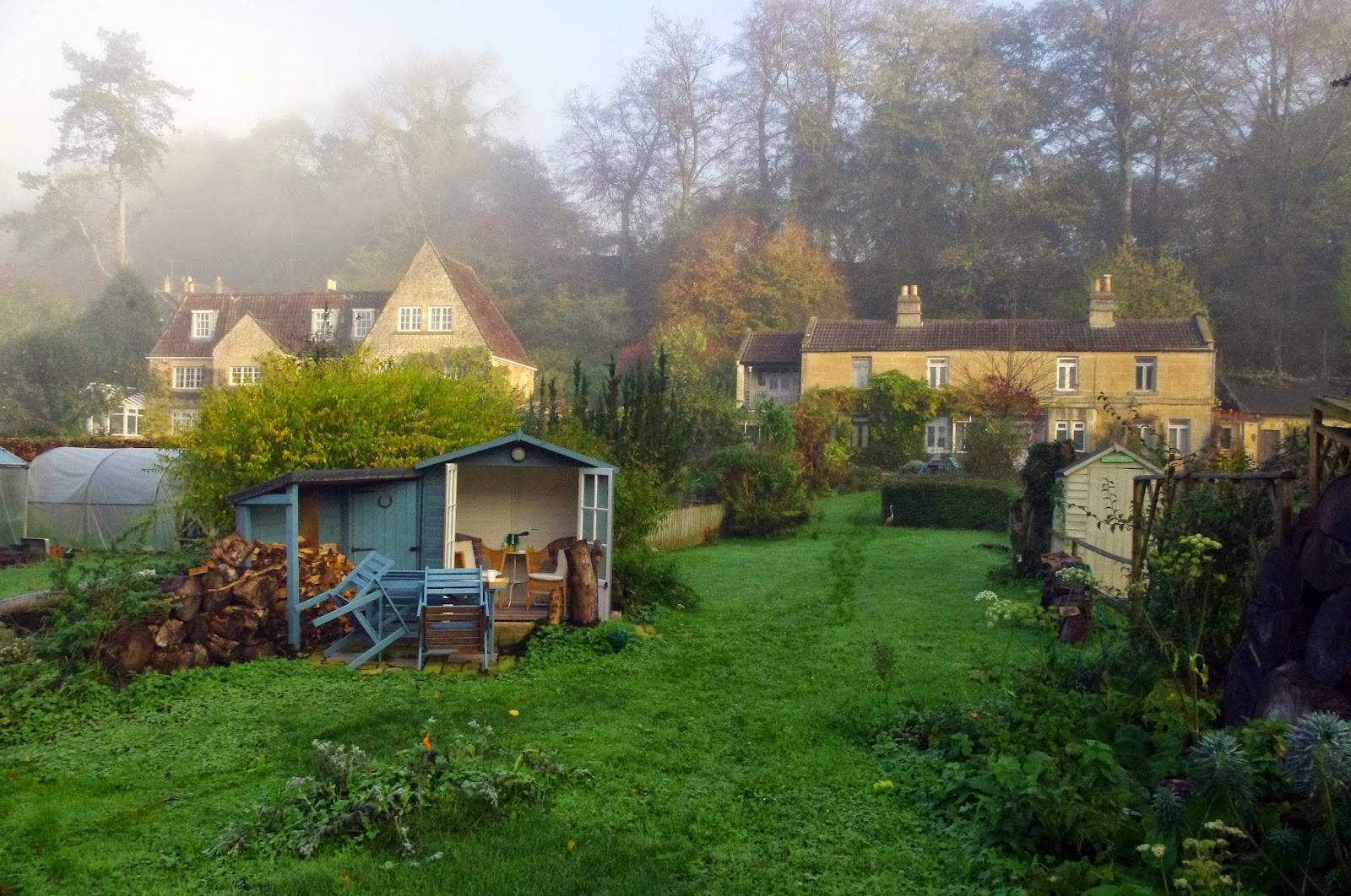 A Romantic stay at Luxurious Brook's View Cottage in Bath