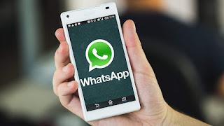 Mendapat Hidayah Lewat Status Whatsapp