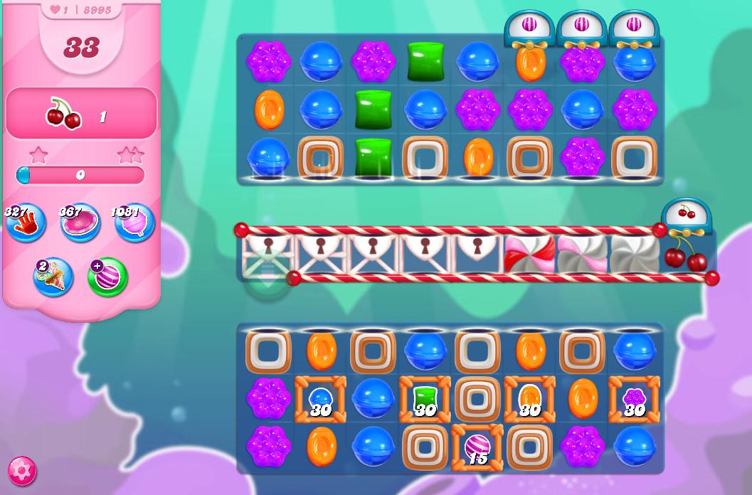 Candy Crush Saga level 8995