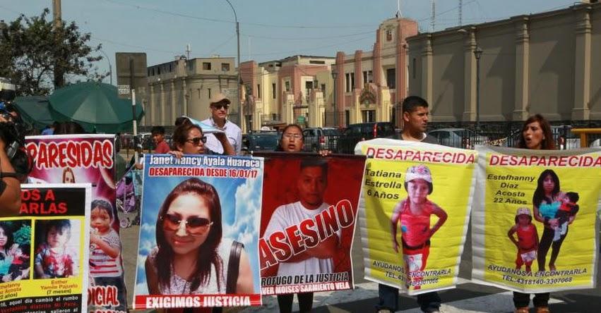 No se debe esperar 24 horas para reportar desaparición de un familiar, recordó la Policía Nacional del Perú - PNP - www.pnp.gob.pe