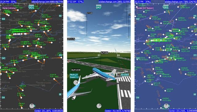أفضل تطبيق لتتبع الرحلات الجوية للاندرويد