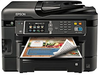 Epson WorkForce WF-3640 Driver Downloads, Review, Price