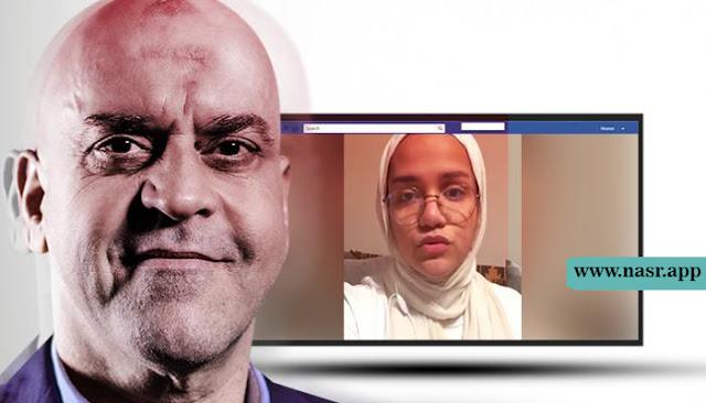 بالفيديو.. ابنة الإخواني الهارب محمد شومان تتبرأ منه برسالة قوية