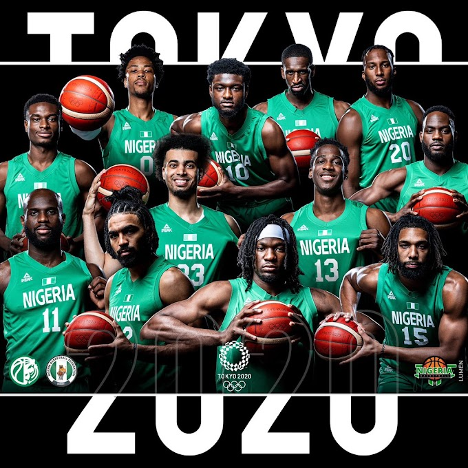 Nigeria's D'Tigers crash out of the Olympics after their third consecutive loss