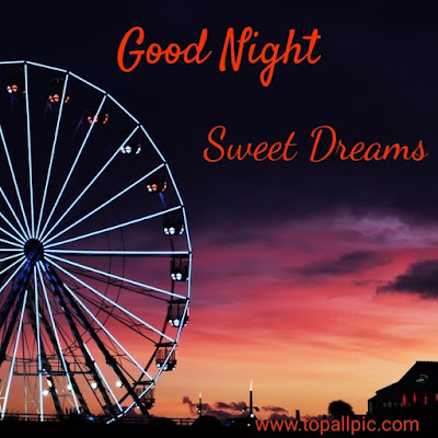 good night sweet dreams photo