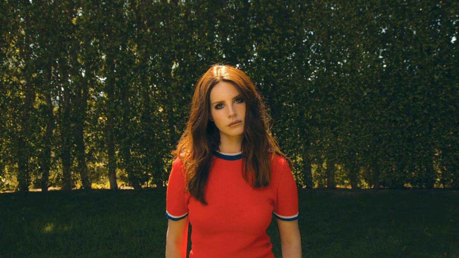 Lana Del Rey podría lanzar un nuevo álbum el mes que viene