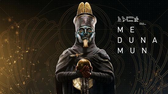 Medunamun - Assassin's Creed Origins - Quad HD 1440p