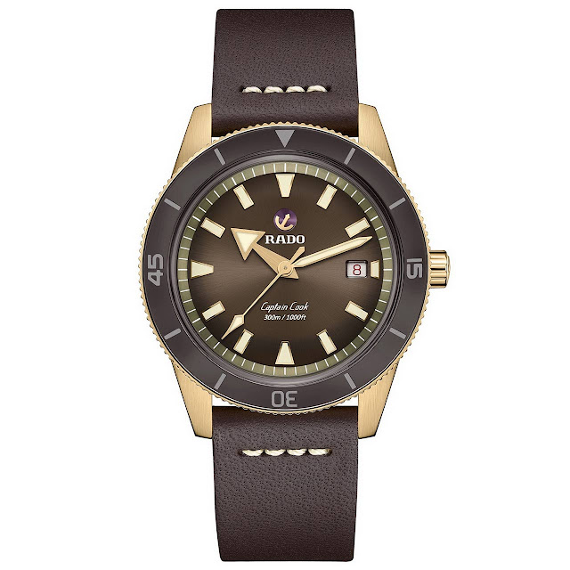 Rado Captain Cook Bronze R32504306