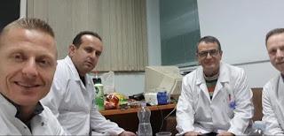 Dr. Naser Plakolli, Pacientja falenderon pa masë Kirurgun Naser Plakollin dhe ekipën kujdestare