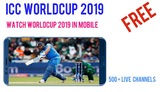 live net tv! cricket world cup 2019 live streaming
