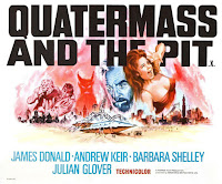 Quatermass and the Pit - Hammer - Tom Chantrell