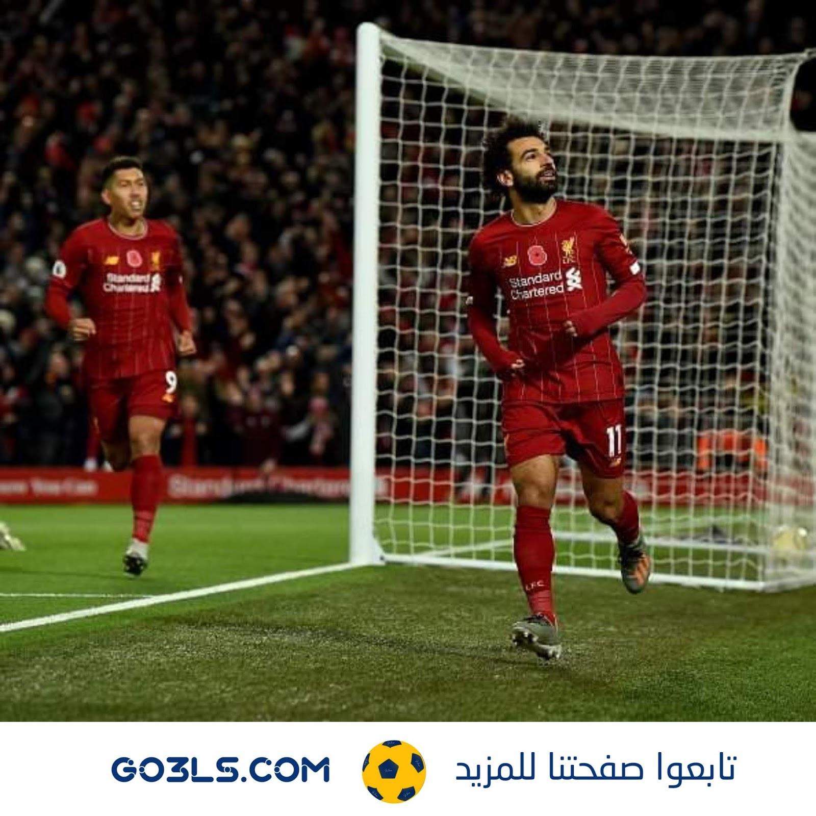 صور احتفال محمد صلاح