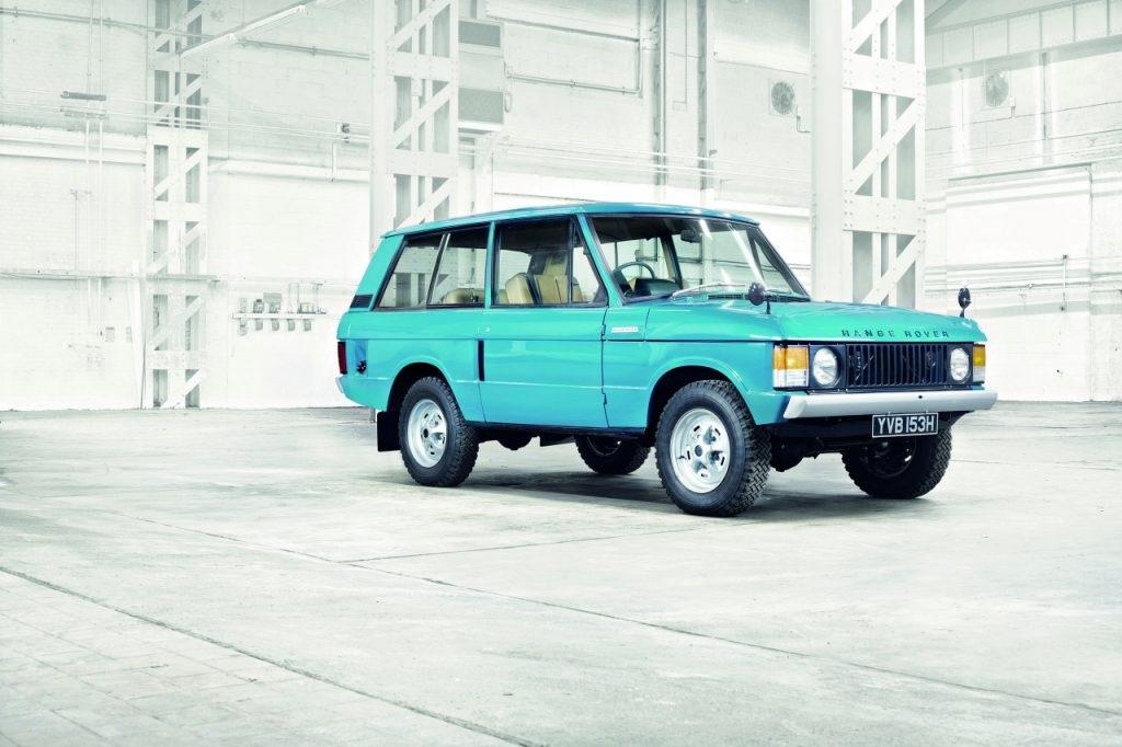 Range Rover: 50 năm đỉnh cao SUV xa xỉ