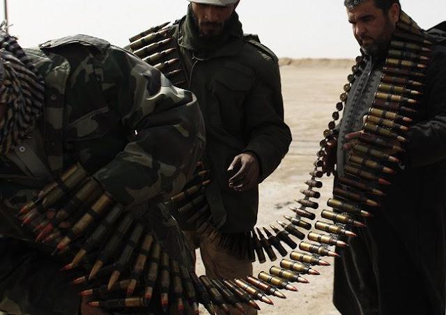ΟΗΕ: Τουρκία, Ιορδανία και ΗΑΕ παραβιάζουν το εμπάργκο όπλων στη Λιβύη