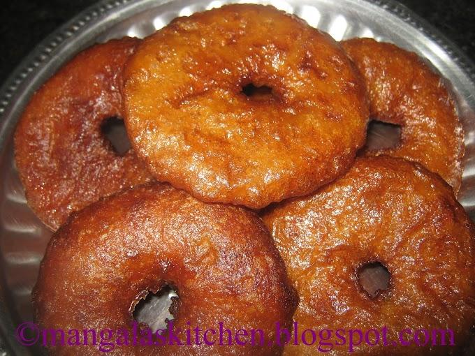 Simple Adhirasam Recipe - Tasty Athirasam with Instant Rice Flour - Easy Diwali Sweet Recipe