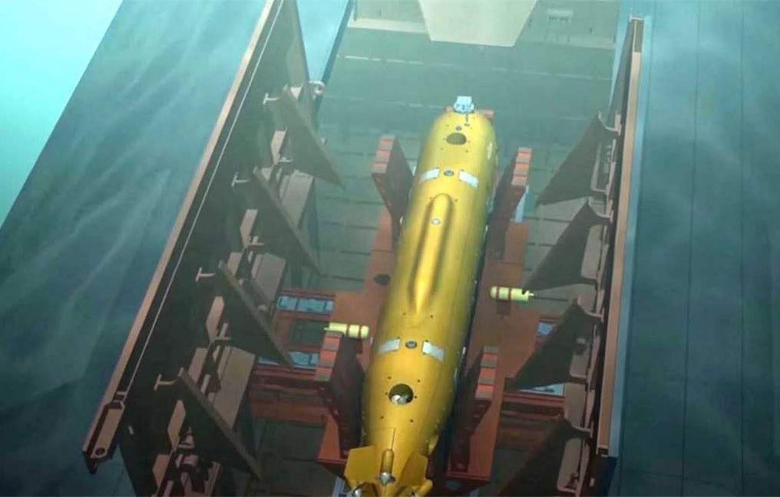 Kapal selam - operator reguler Poseidon akan diluncurkan sebelum akhir tahun