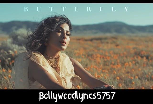 Butterfly Song Lyrics- Vidya Vox