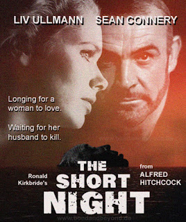 Alfred Hitchcock's The Short Night, Sean Connery, Liv Ullmann