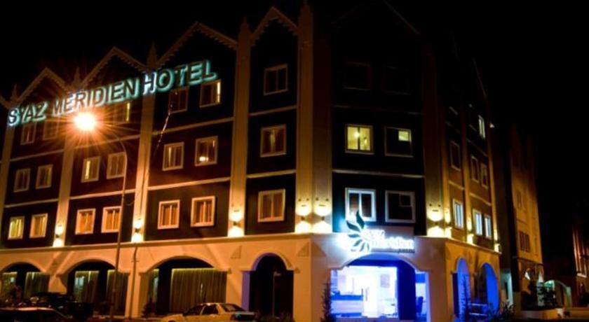 Syaz Meridien Hotel Home