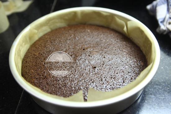 Resep Moist Black Forest Cake JTT