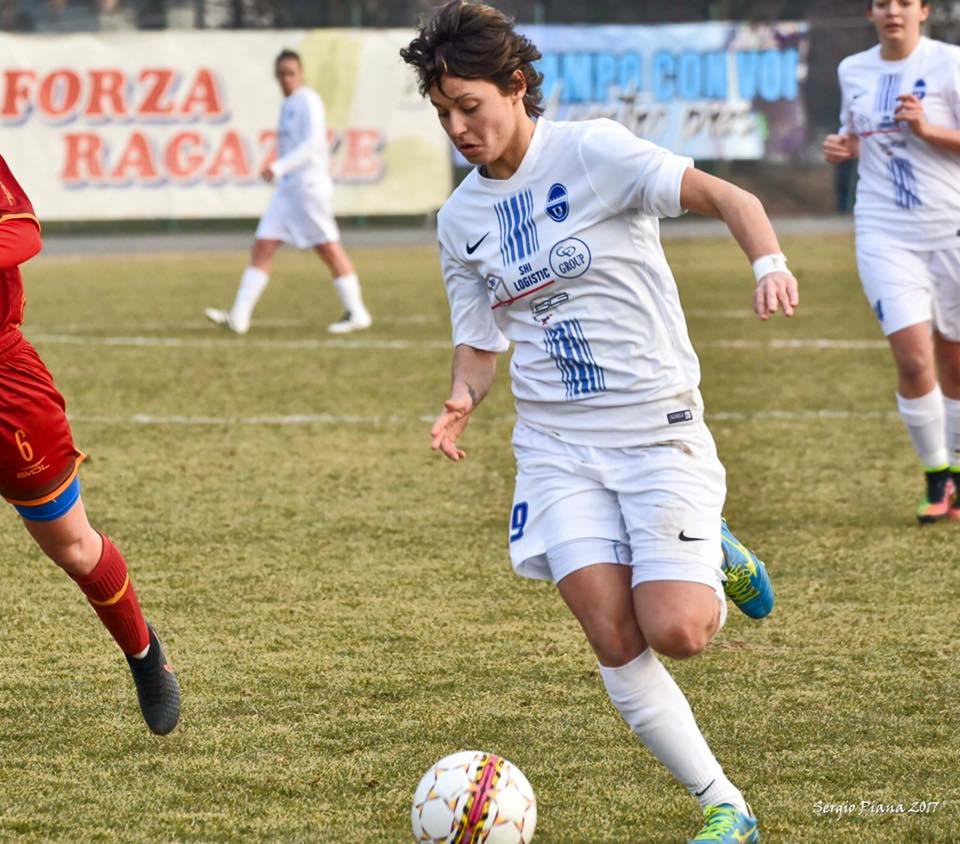 L'attaccante della nazionale Valentina Giacinti firma con ...