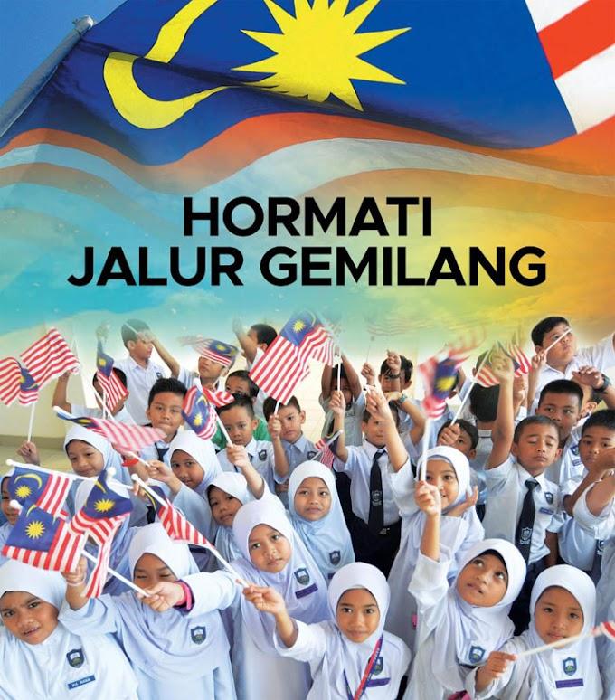 Jom Kempen Hormati Jalur Gemilang - 20 Rahsia Bendera Negara Harus Tahu