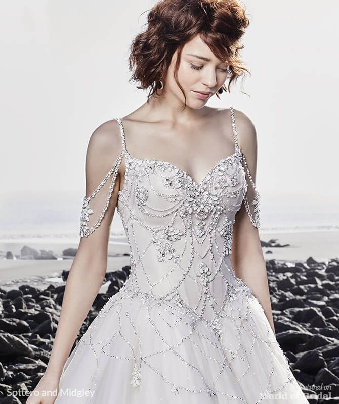 Sottero and Midgley Fall 2018 Wedding Dresses - World of Bridal