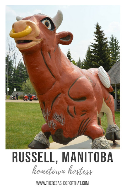RUSSELL MANITOBA