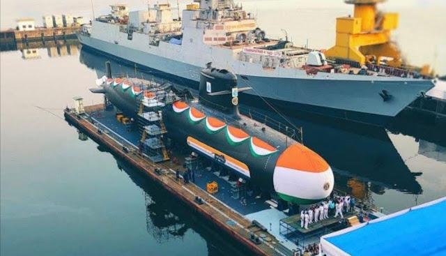 Con el lanzamiento de INS Vagir, India consolida aún más su posición como nación constructora de submarinos.