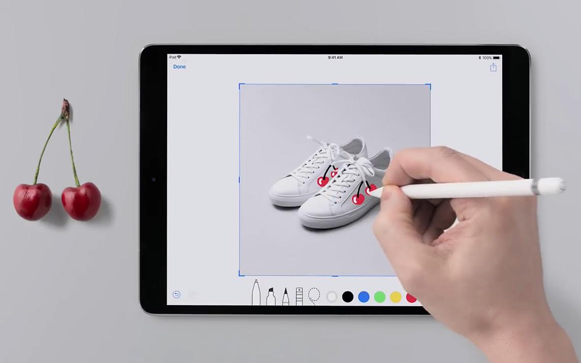 如何用 iPad 截圖和 Apple Pencil 快速標示