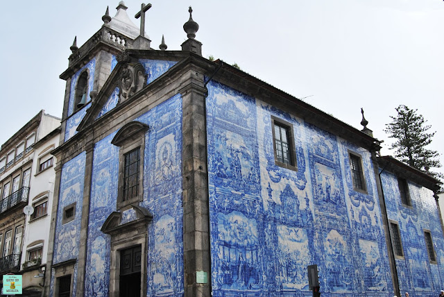 Capilla de las Almas, Oporto