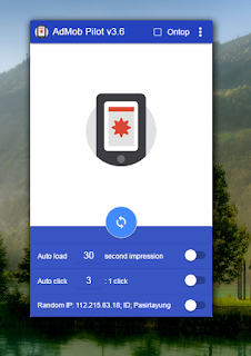 Aplikasi Google Adsense Admob Pilot Updated Cracked v3.7 Full Version