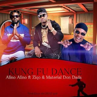 Alino Alino - Kung Fu Dance (feat. Ziqo & Material Don Dada)