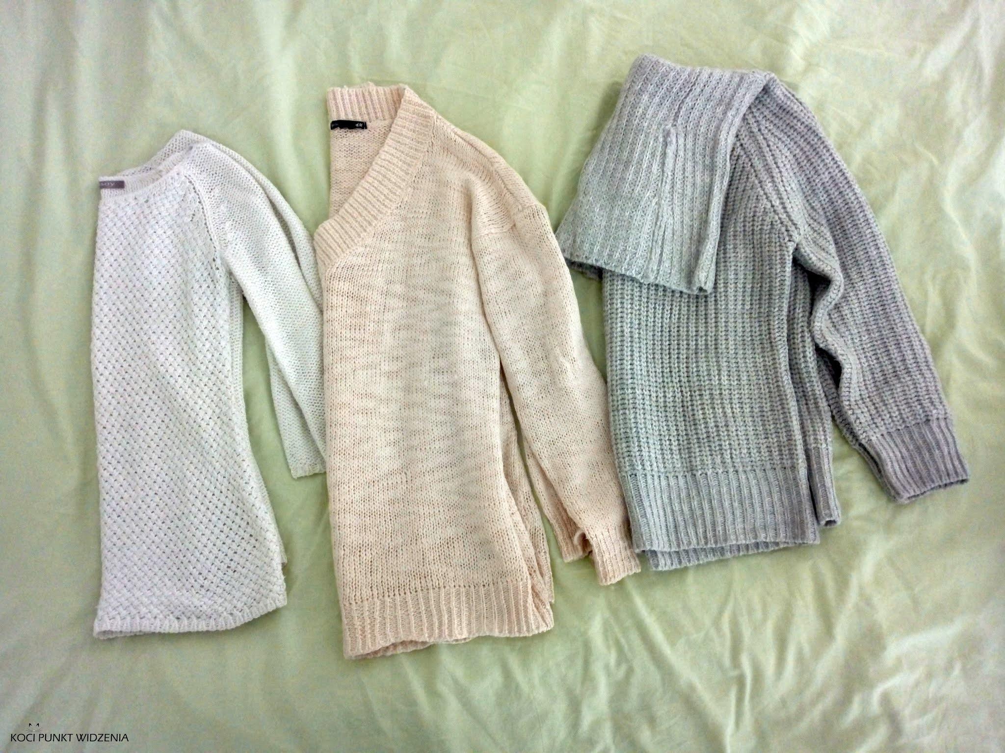 capsule wardrobe na zimę