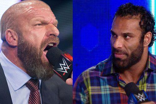 Jinder Mahal Accepted Triple H challenge