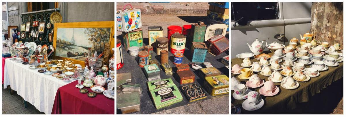 Armario A Medida Ikea ~ A feira de Tristán Narvaja em Montevidéu Uruguai por uma brasileira