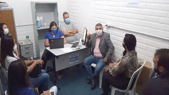Força-tarefa continua com fiscalizações em Patos para verificar cumprimento de medidas restritivas