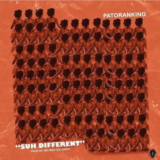 Patoranking - Suh Different
