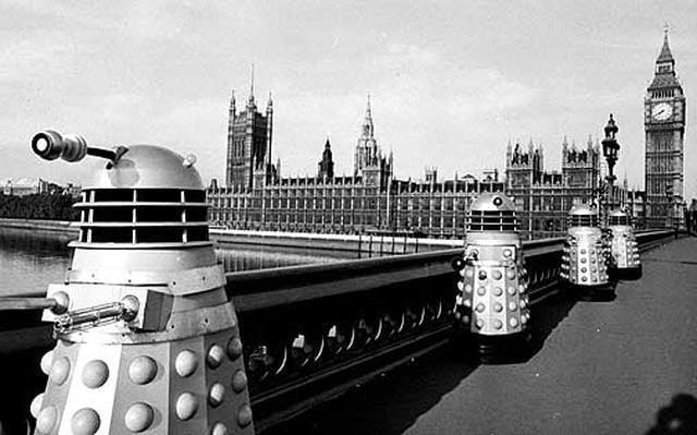 Image result for daleks invasion earth 1964