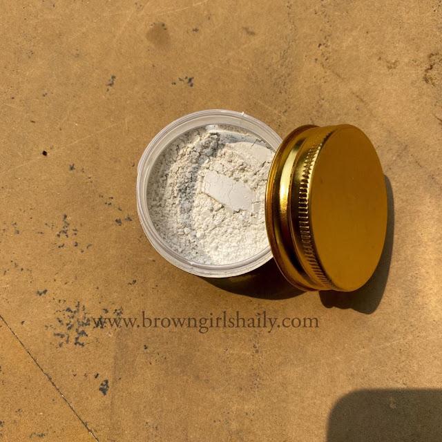 light kaolin powder uses