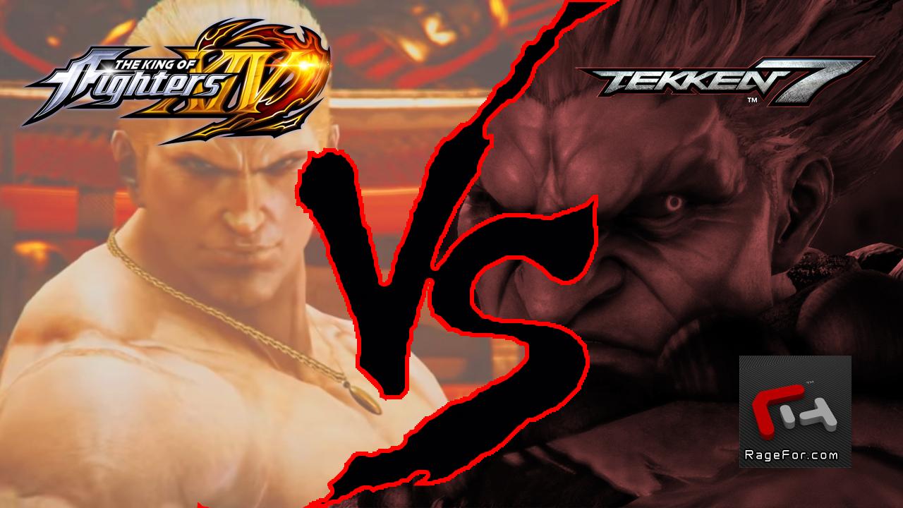 Geese Howard Joins Tekken 7 Roster Evo 2017 Ragefor Gamers First