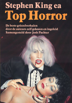 Top Horror cover