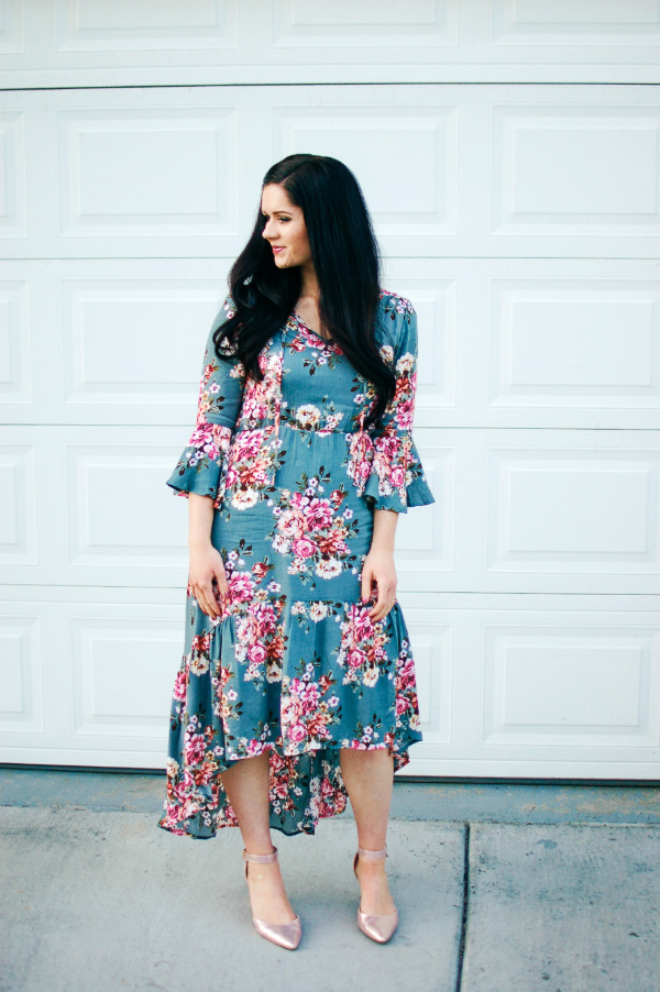 d2ed08aa775 Modest and Affordable Floral Dresses